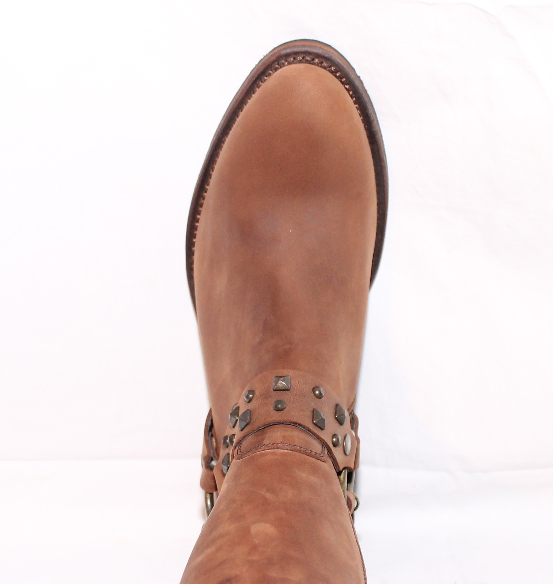 Cowboy boots SAN ANTONIO Rustik Brown