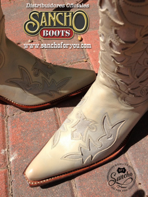 Sancho Boots Richmond