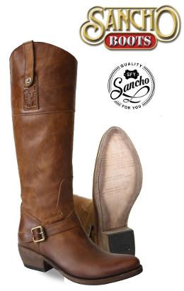 Bota Sancho Boots Veracruz Brown