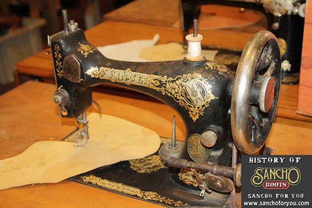 Sancho Boots Museum