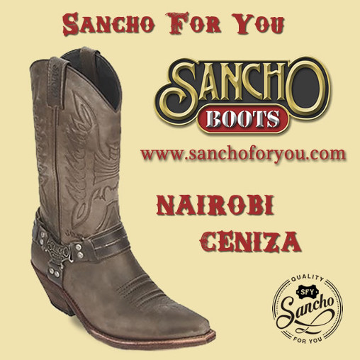 0762cf9be8 SANCHO BOOTS