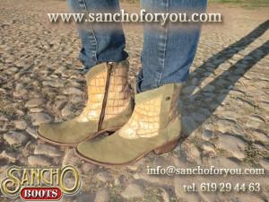 Botas Sancho Boots Primavera