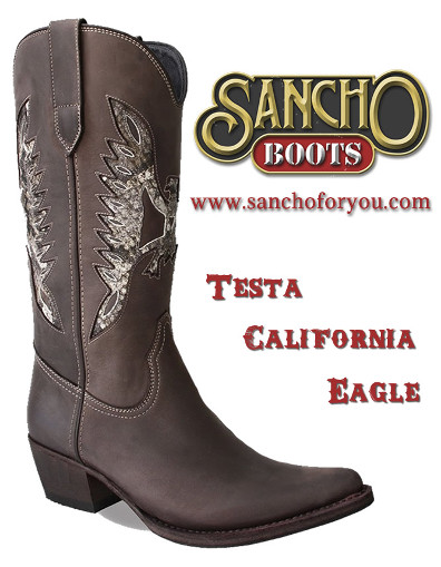 Sancho Boots Testa California Eagle
