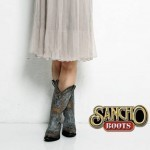 In Summer, your Sancho Boots Sancho Boots