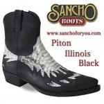 Cowboy Sancho Boots summer boots