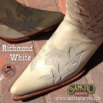 Cowboy women's boots. Personality in its purest form