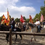 We were at the National Western Riding Championship in Valencia